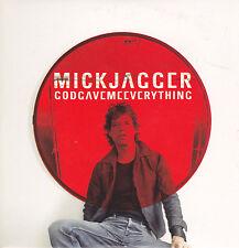 Mick Jagger-God Gave Me Everything cd single