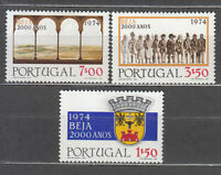 Portugal - Mail 1974 Yvert 1240/2 MH