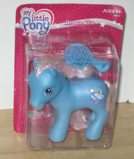 My Little Pony G3 Dream Blue w/ brush NIP VHTF