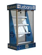 Vetrina vetrinetta Display Espositore da Banco Tavolo per cellulari e smartphone