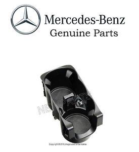 For Mercedes W211 E320 E350 E550 E55 AMG Tray Type Cup Holder Genuine 2116800591