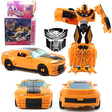 TRANSFORMERS AGE OF EXTINCTION BUMBLEBEE POWER PUNCH AUTOBOT ACTION FIGURE TOY