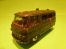 CORGI TOYS 354 COMMER 3/4 TON CHASSIS ARMY AMBULANCE - 1:43 - GOOD CONDITION
