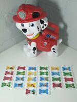 Treat Time Marshall Paw Patrol Toys educational alphabet phonics complete