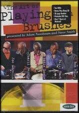 The Art of Playing with Brushes 2 DVD/CD Set Learn How To Play Tutor
