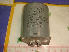 UTC T-5945 15K : 135K SPLIT AUDIO INTERSTAGE TRANSFORMER