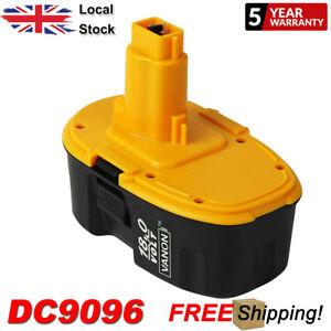 New 3.6Ah DE9098 Battery For Dewalt Cordless Drill 18V XRP DC9096 DE9095 DC725