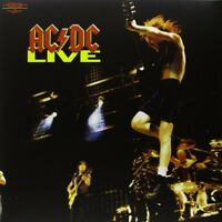 AC/DC - Live (180g 2LP Vinyl, Gatefold) Hard Rock Classic! 2009 Columbia