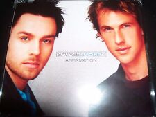 Savage Garden Affirmation Rare (UK) CD Single – Like New