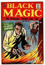 Black Magic 6 Vol 7 VG/FN Jan-Feb 1961 Prize Comics
