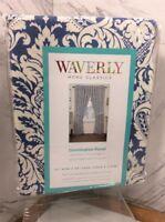 Waverly Donnington Cornflower Back Tab Panel 52W x 84L-BLUE 0792524 NEW