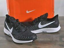 Nike Air Zoom Pegasus 35 Men's Running Shoes Black/Grey Size 12 MED AO3905 001