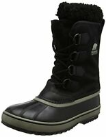 Sorel Mens 1964 Pac Nylon Boots, Black Tusk, UK 9