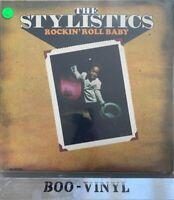 Rockin' Roll Baby LP  Vinyl (The Stylistics - 1973) 6466 012 Avco Ex+ Con