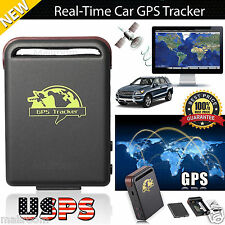 TK102B Magnetic Mini Car Vehicle GPS Tracker For Spy Personal Real Time Track US
