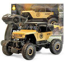 Rock Crawler Ferngesteuertes RC Auto mit Akku offroad kinder Spielzeug 27cm lang