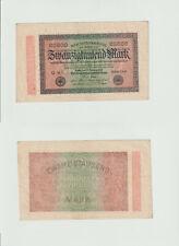 20.000 Mark 1923 Q-MV Deutsches Reich - Reichsbanknote - 0275