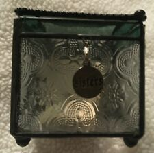 J Devlin Glass Art Sister Box 409