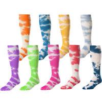 Twin City Tie Dye Fastpitch Softball Sock - Women's & Girl Small