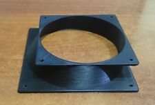 120mm to 140mm Fan Adapter Converter 2 sides alligned change mounting PC Modding