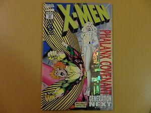 X-Men #37 Holo Cover Phalanx Covenant Marvel Comics