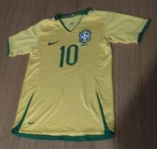 9222e93bf88 Vintage Nike Brazil Football Shirt Size S Small 8 - 10 Years Youth #10 Kaka