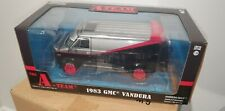 THE A-TEAM VAN 1:24 DIECAST MODEL CAR 1983 GMC VANDURA GREENLIGHT 84072 18cm