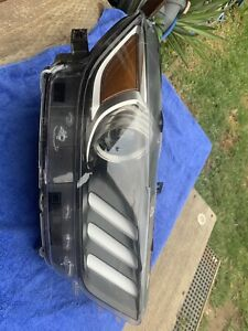 Ford Mustang Right Hand Driver Side Headlamp Light 2017