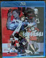 Kokkoku Complete Series Blu-ray * English Dub Anime