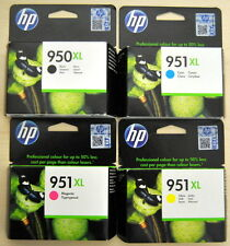 Lot 4 cartucce d'inchiostro Originale Origine HP 950XL 951XL 950 951 XL 2020