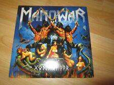3 LP - MANOWAR - Gods of War (2007) MCA 01203-1
