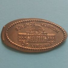 Building Science Museum Of Virginia Elongated Copper Penny