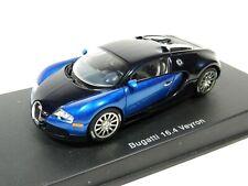 BUGATTI EB 16.4 Veyron 2009 Blue