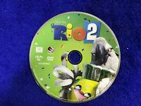 RIO 2 DVD LA PELICULA     SOLO EL CD SIN CARATULAS