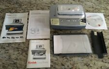 KODAK EASYSHARE PRINTER DOCK 6000 DIGITAL PHOTO THERMAL PRINTER NO POWER CORD
