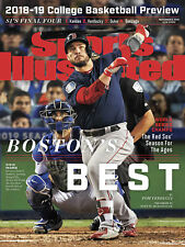 Steve Pearce Boston Red Sox Champs Sports Illustrated Cover Photo - select size