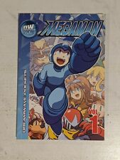 MEGA MAN COMIC BOOK #6 Convention Exclusive December 2011 Bagged /& Boarded MINT