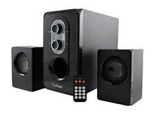 Vultech Sp2008 Full Casse acustiche Lettore Usb-sb-fm 2.1 25w con Subwoofer