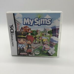 MySims (Nintendo DS, 2007) guter Zustand