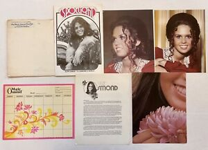 MARIE OSMOND - WELCOME FAN CLUB - MEMORABILIA VINTAGE 1970'S - Poster, Spotlight
