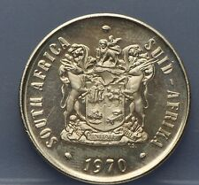 Zuid Afrika South Africa 50 Cents 1970 - KM# 87 - UNC
