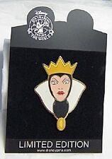 Disney Villains Evil Queen Face Jumbo 07 Le 500 Pin New