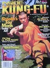4/02 INSIDE KUNG FU  ALAN LAMB SHI XING HUNG BLACK BELT KARATE MARTIAL ARTS