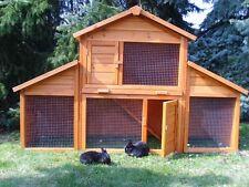 Conigliera pollaio gabbia per lepri ,polli ,roditori