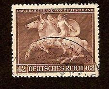 GERMANY 1941 -  Brown Ribbon   Scott no. B192