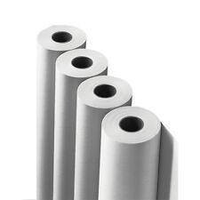 8  Xerox inkjet plotter paper Rolls  A0 841mm 90gsm for HP Designjet