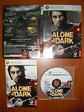 Alone in The Dark 5 Xbox 360 PAL Caja Metálica Steelbook Tin Box ¡EN CASTELLANO!