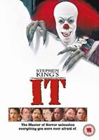 , Stephen King's It [DVD] [2006], Like New, DVD