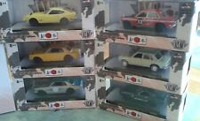M2 Machines Japan Walmart Only Set Of 6 Nissan.. Skyline  Bluebird  Fairlady Z.