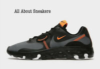Nike Renew Lucent II Black Orange Men's Trainers Limited Stock All Sizes